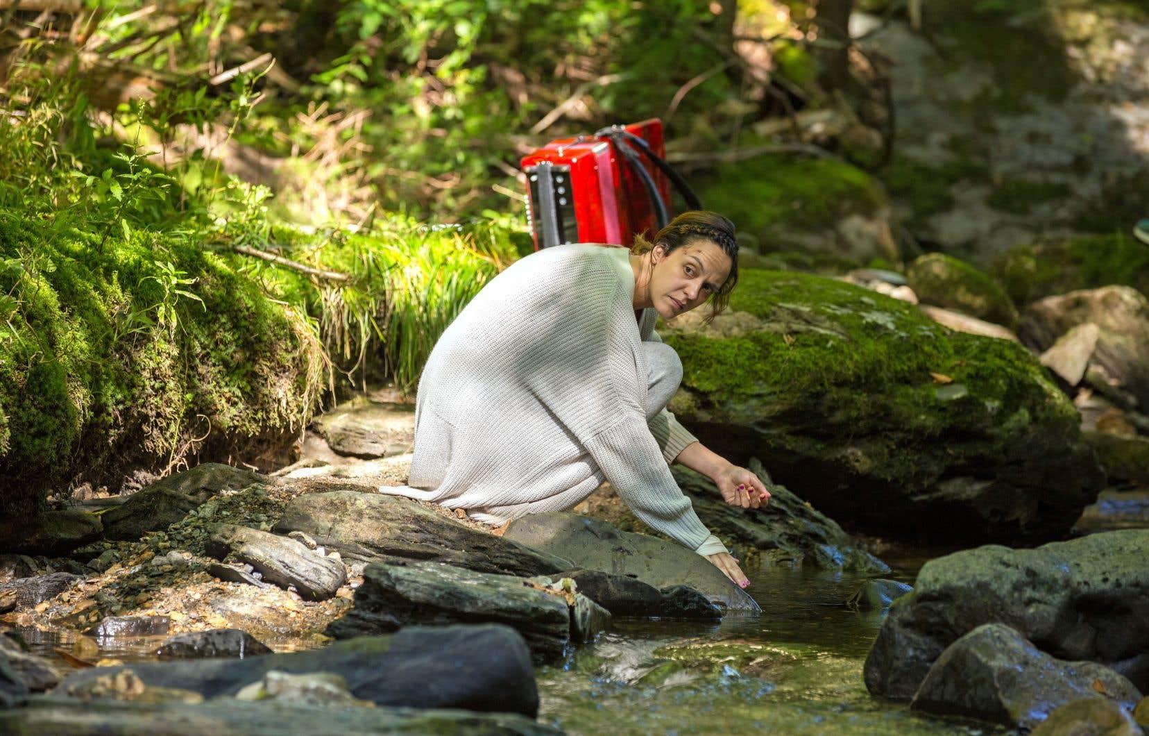 «Les affamés», avec Monia Chokri (notre photo), figure parmi les quatre productions québécoises sur sept films canadiens en lice dans la catégorie du meilleur film.