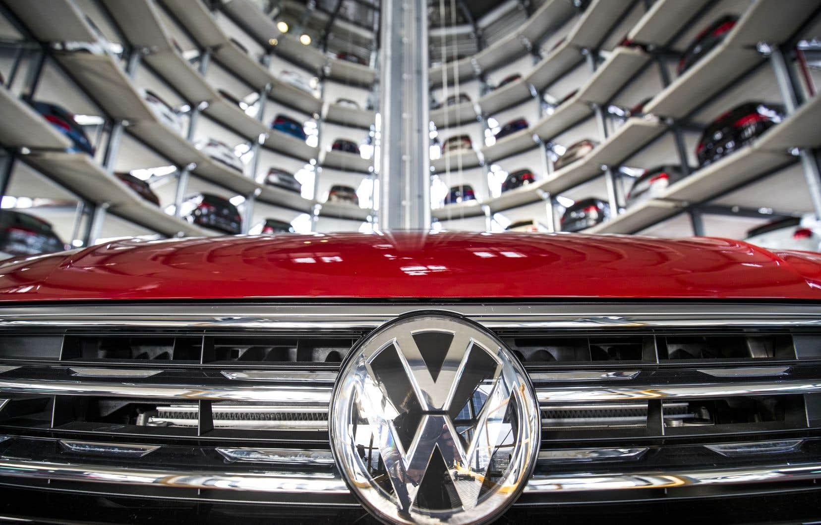 Les ventes de Volkswagen ont progressé de 4,3 % par rapport à 2016.