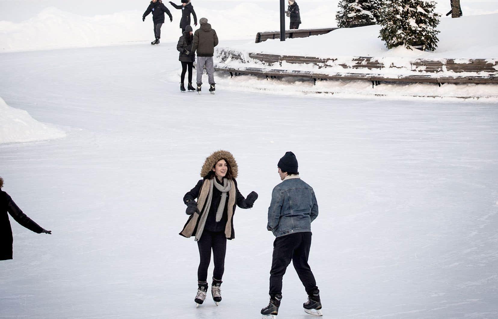 Les patineurs pourront toujours se rabattre sur la patinoire réfrigérée, le temps que Montréal trouve un lieu propice pour recréer une glace naturelle.