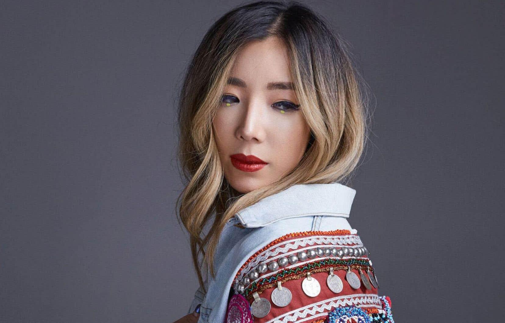 Paru sur sa propre étiquette Young Art Records en octobre dernier, «Lune Rouge» s'avère le plus consistant album de l'artiste Tokimonsta.