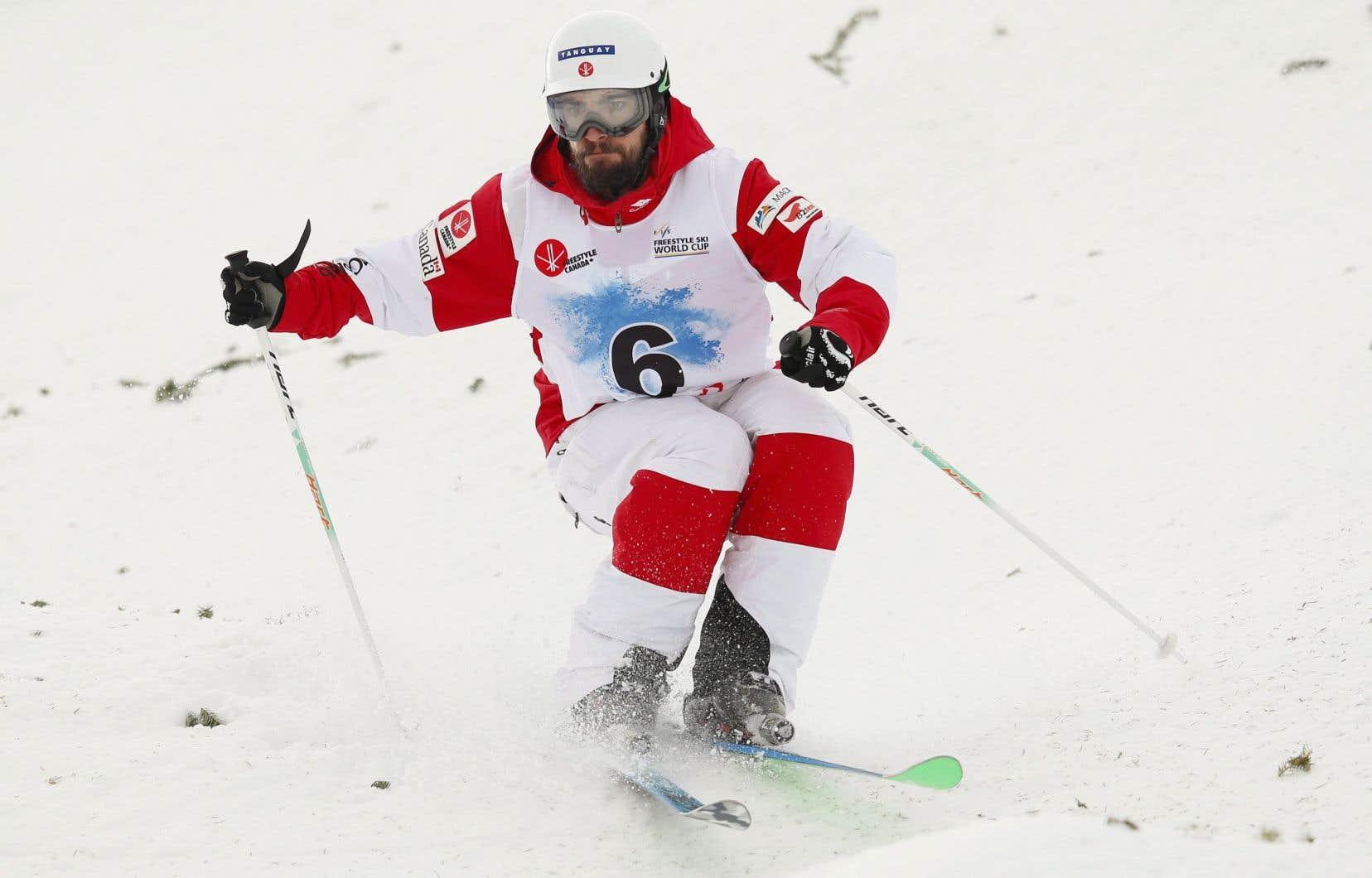 Philippe Marquis est engagé dans une course contre la montre afin d'être rétabli à temps pour les Jeux de Pyeongchang, qui seraient les deuxièmes de sa carrière.