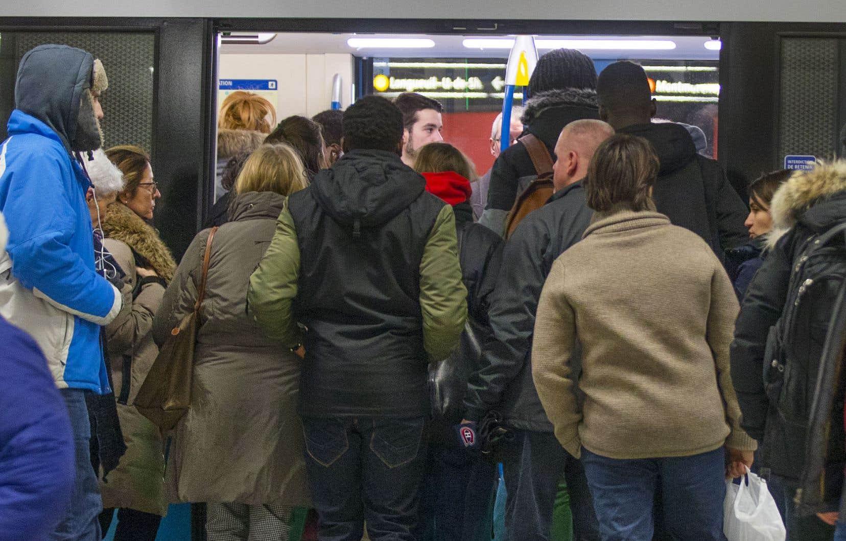 Bombardier-Alstom dit avoir trouvé la solution au problème des portes qui se bloquent, solution qui sera mise en application dans les prochaines semaines.