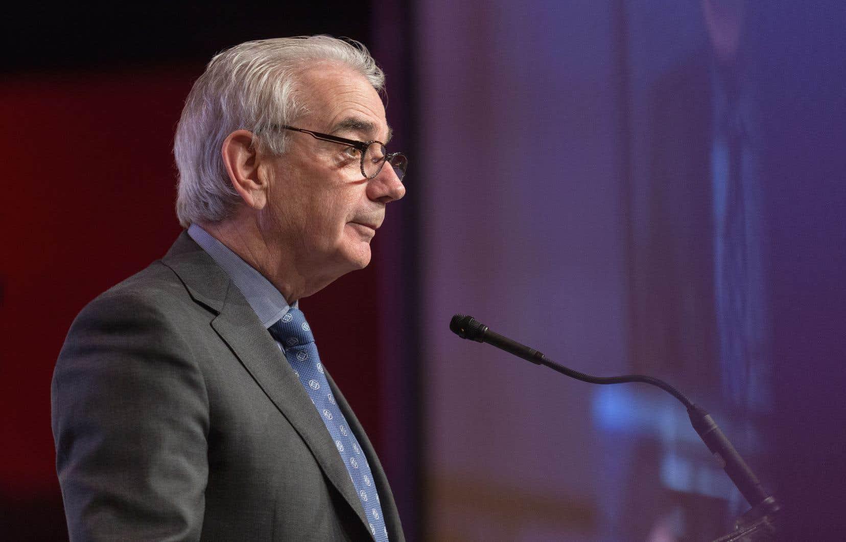Le commissaire Robert Lafrenière prétend avoir suspendu l'enquête sur les fuites dans les médias après avoir reçu une correspondance de l'Assemblée nationale qui faisait état de l'immunité parlementaire.