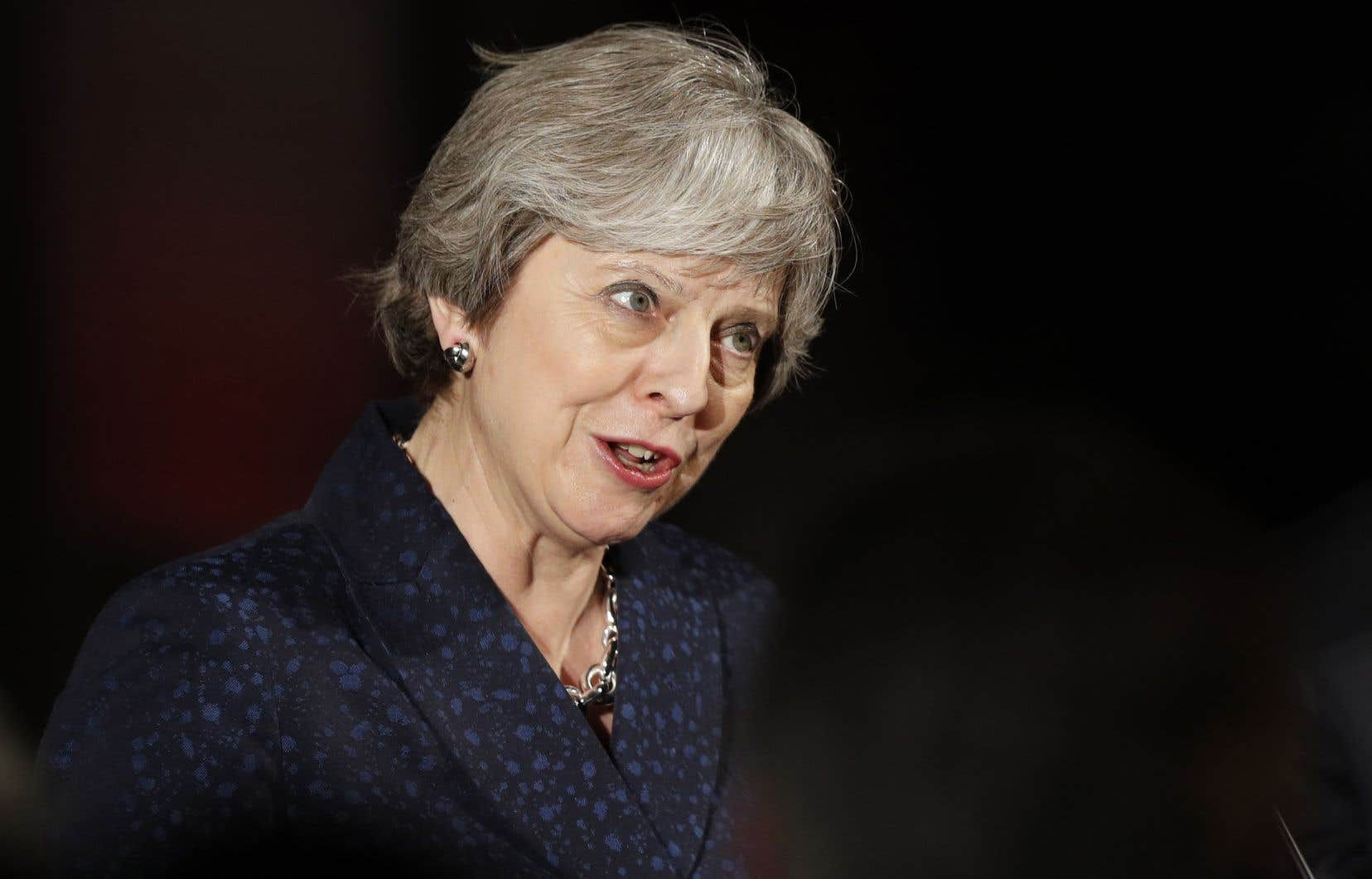 «La Russie cherche à faire de l'information une arme [...] dans le but de semer la discorde en Occident», estimait déjà Theresa May en 2017.