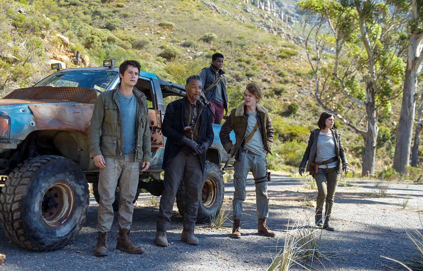 Le troisième volet de «Maze Runner» multiplie les poursuites parmi des zombies de nouvelle génération.