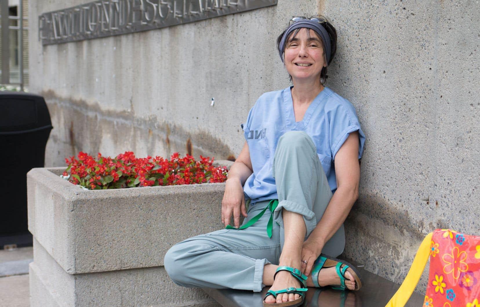 Suzanne Myre donne vie à une panoplie de héros touchants et marginalisés.