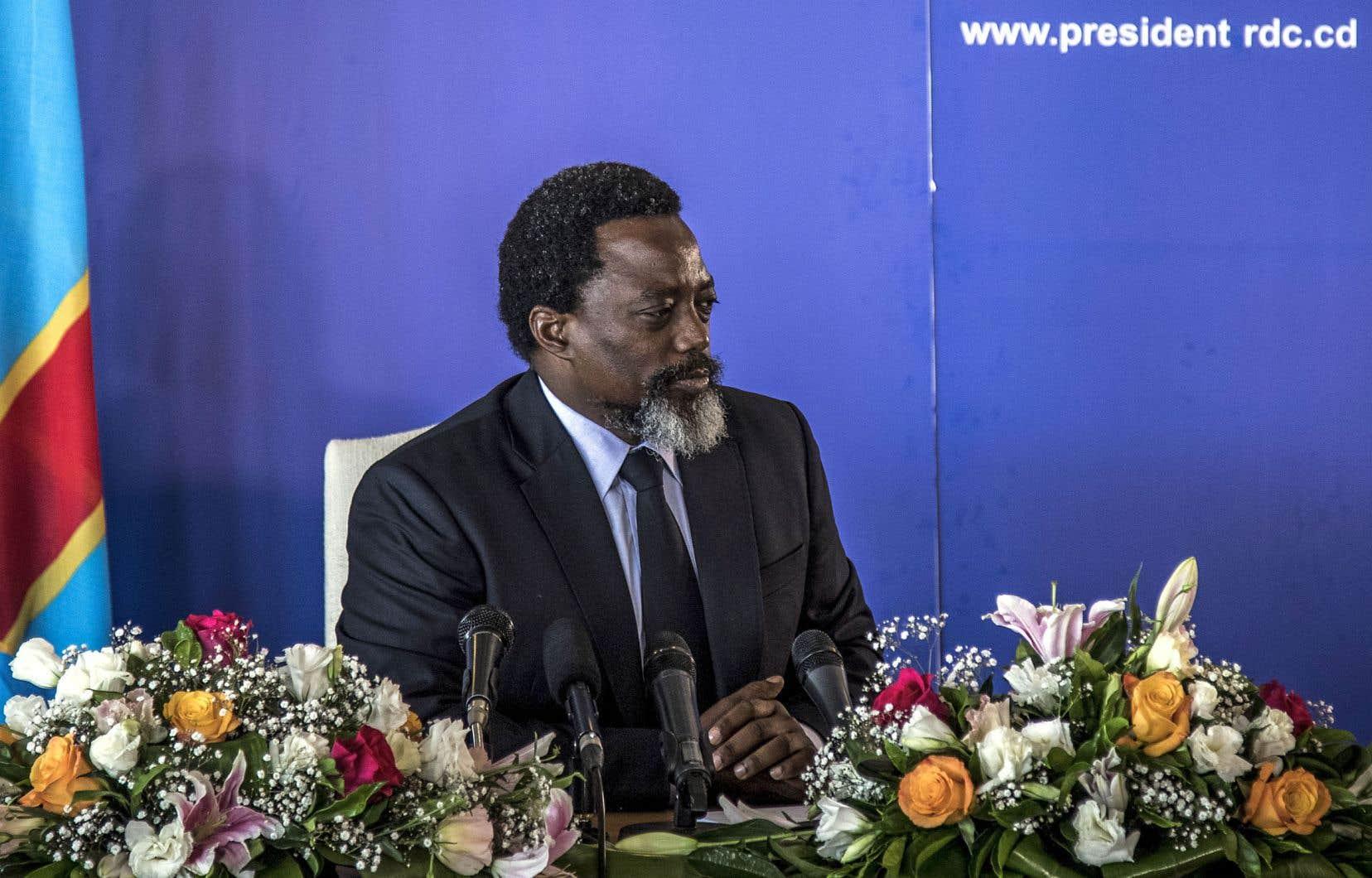 Le président congolais, Joseph Kabila, s'en est pris aux Nations unies et à certains «partenaires», dont la Belgique, vendredi.