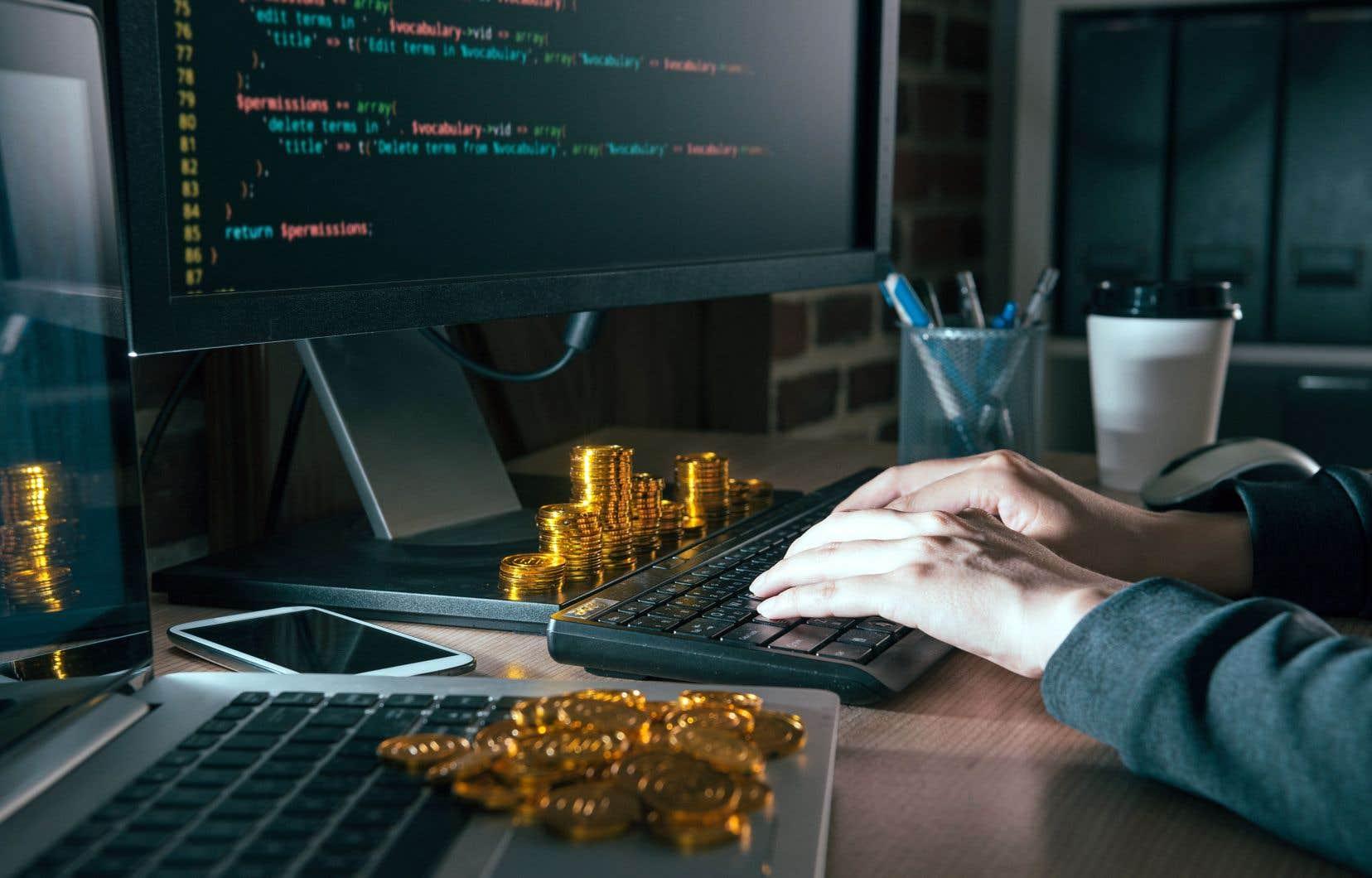 La cyberattaque intervient après que de nombreuses voix se furent élevées depuis le Forum économique international de Davos pour demander une sécurisation et une régulation des cryptomonnaies.