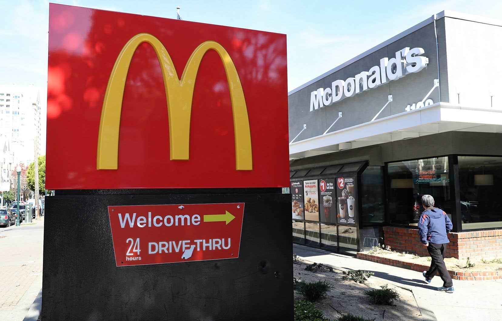 Les menus à bas prix sont devenus de plus en plus importants pour les chaînes de restauration rapide qui veulent voir leurs ventes grimper.