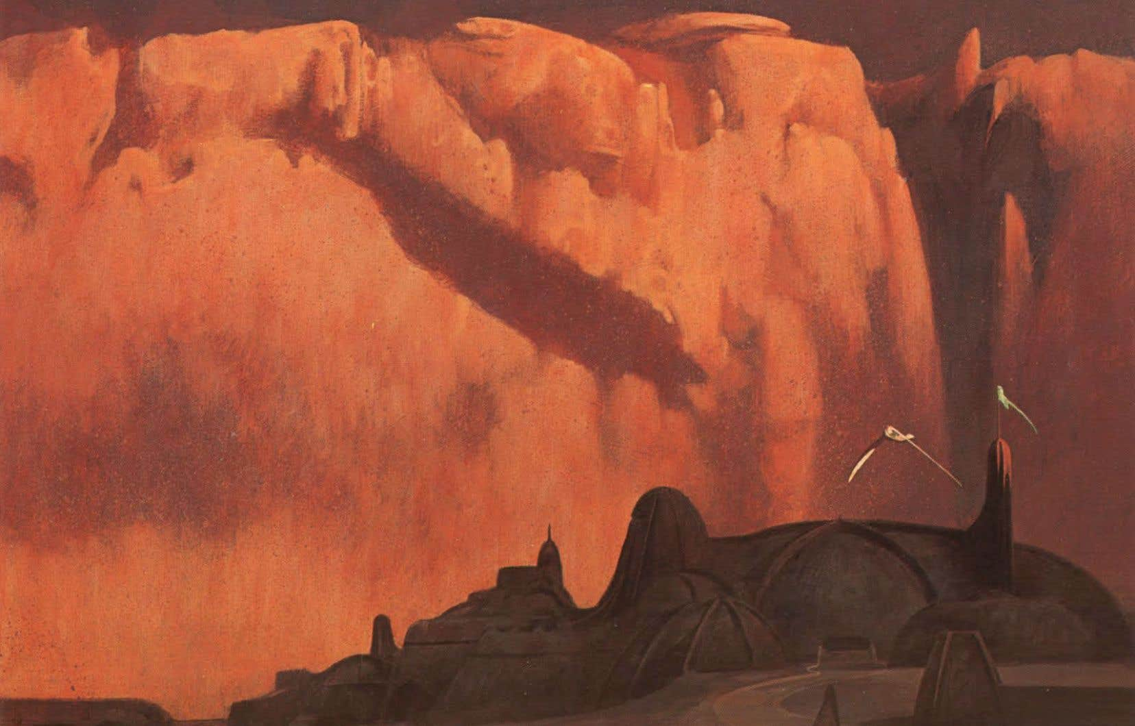La mythologie foisonnante que déploie Frank Herbert dans «Dune» envoûte.