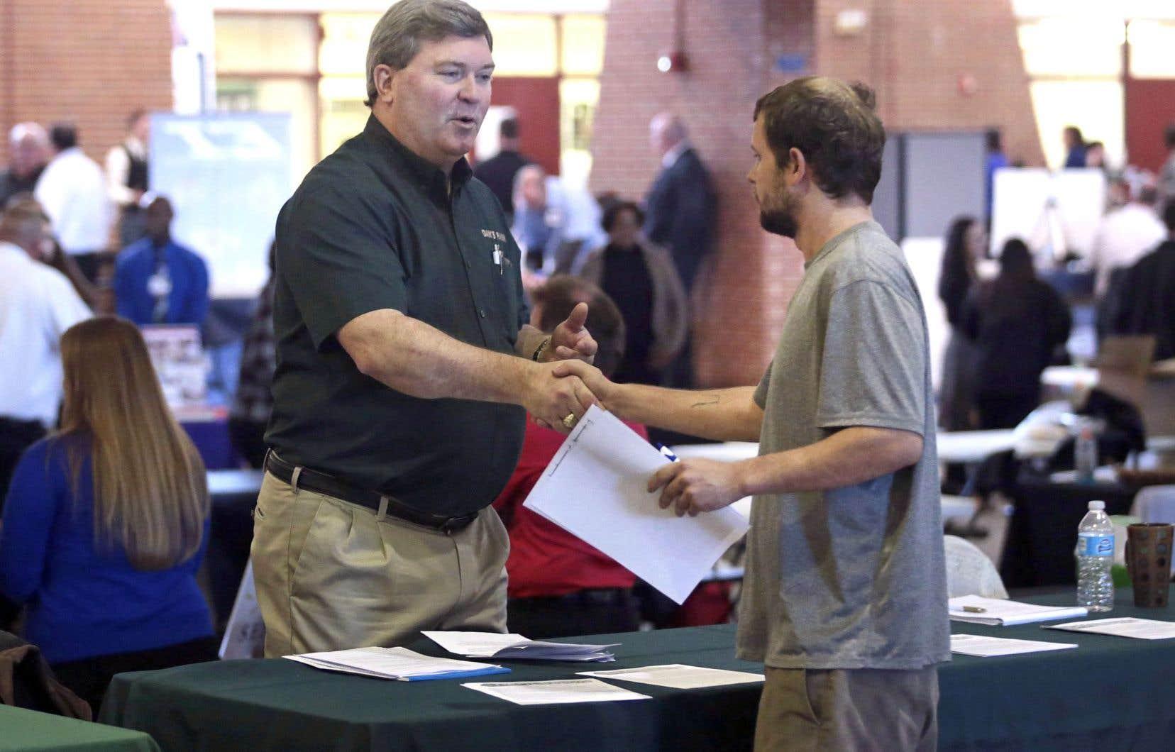 bc11def9cab L économie américaine a créé 200 000 emplois nets en janvier.