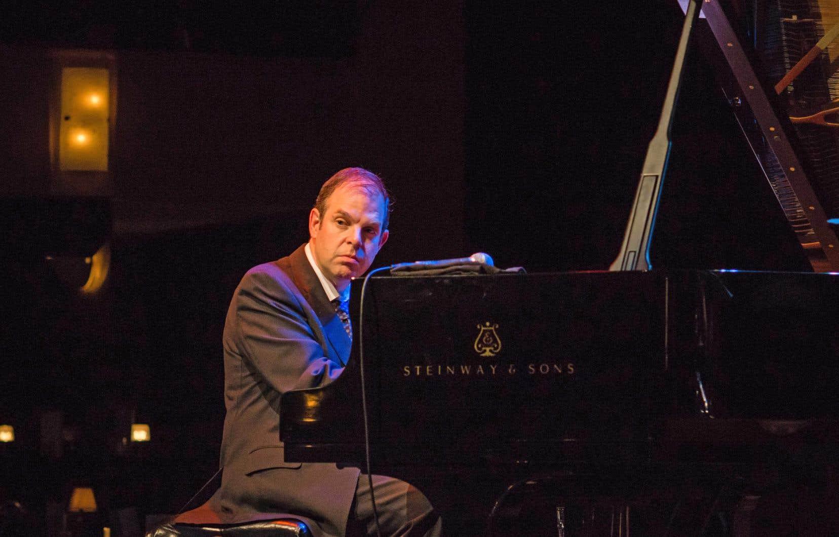 Le pianiste américainBill Charlap