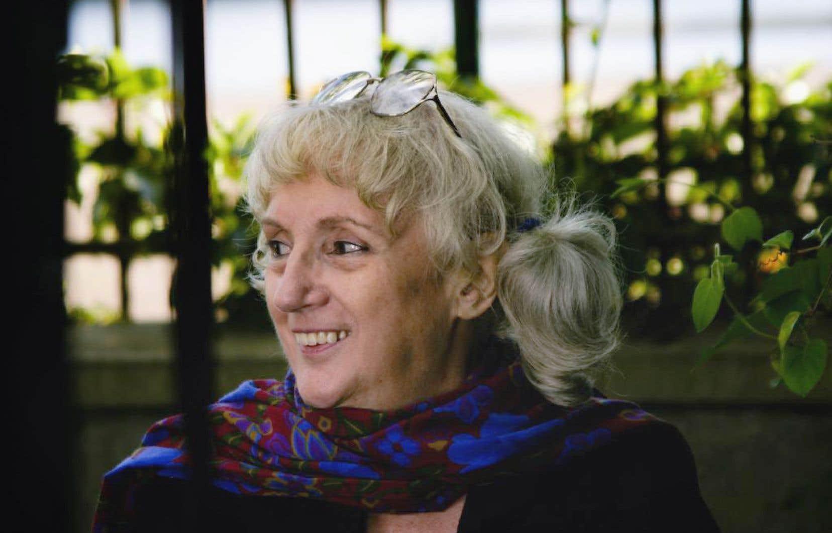 Une image tirée du documentaire «Tant qu'il reste une voix», de Jean-Nicolas Orhon, sur Francine Brunel-Reeves