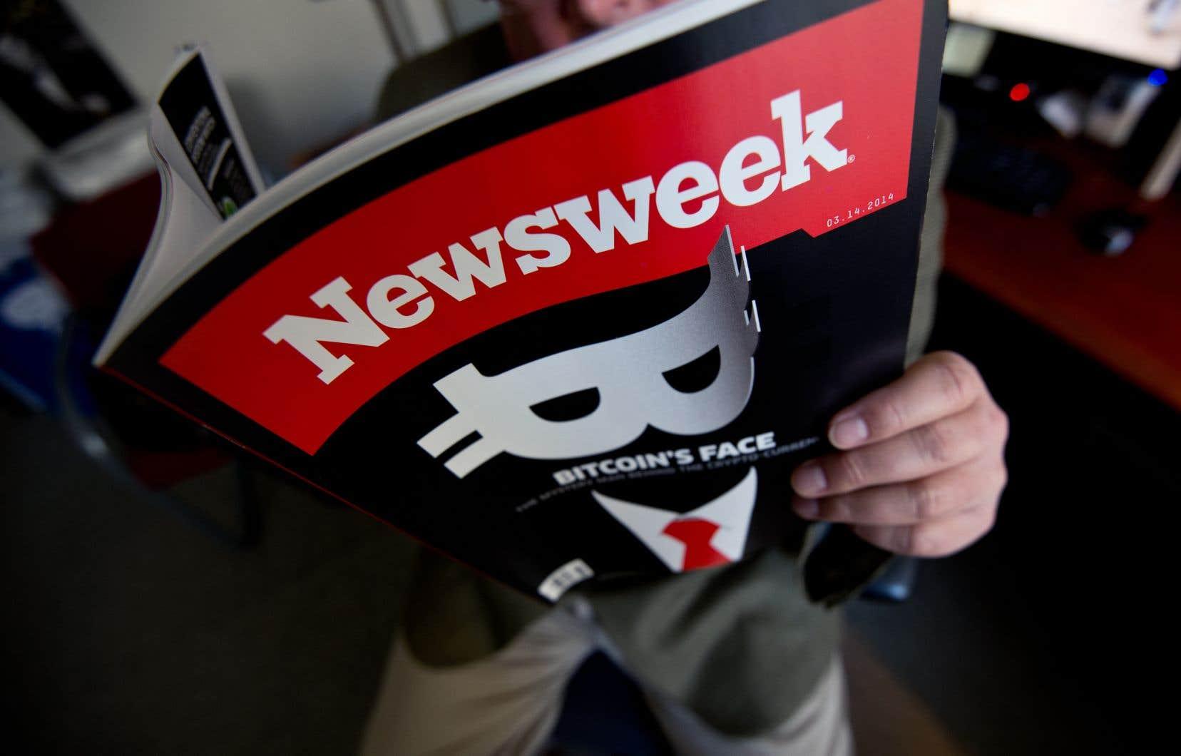 Titre historique de la presse américaine, fondé en 1933, <em>Newsweek</em> a connu de sérieuses difficultés au tournant des années 2010.