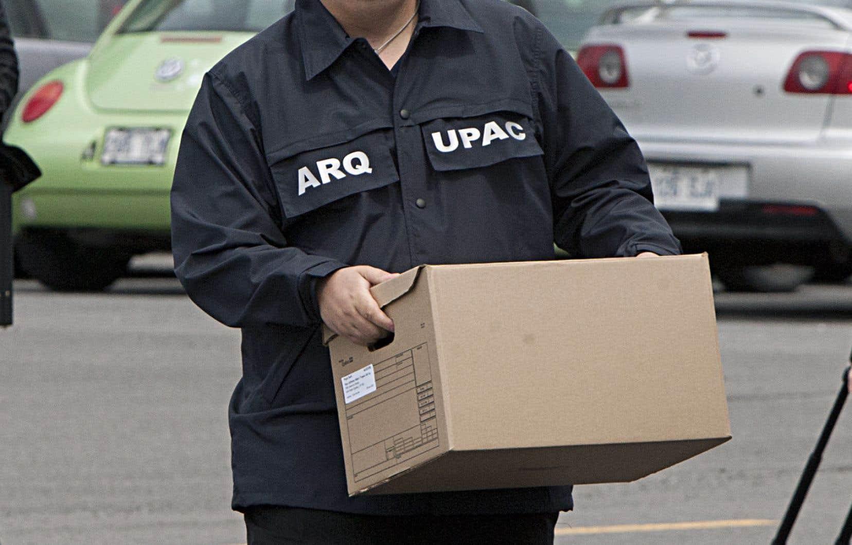 Jusqu'ici, la SQ et l'UPAC refusaient de dévoiler le fruit du travail de Karine Martel, sous prétexte qu'il ne s'agissait que d'un «document de travail», et non d'un rapport.