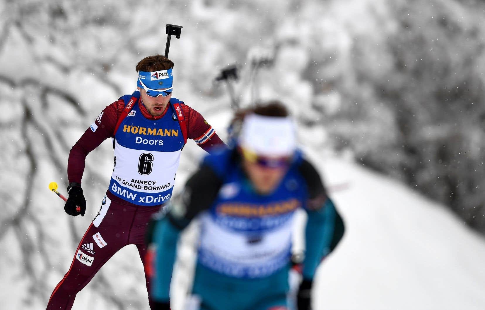 Parmi les sportifs dont l'appel a été rejeté figure le biathlète Anton Shipulin.