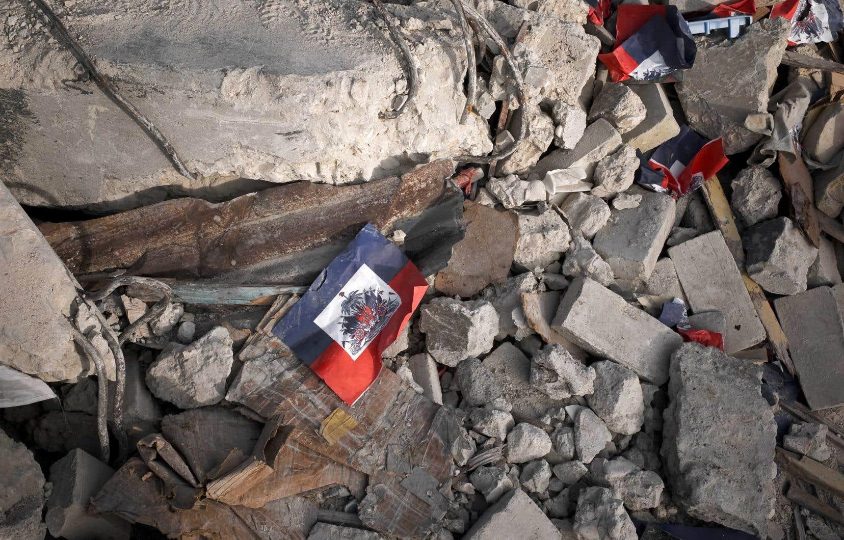 <p>Oxfam avait déployé une mission humanitaire en Haïti après le séisme qui a fait près de 300000 morts en janvier 2010.</p>