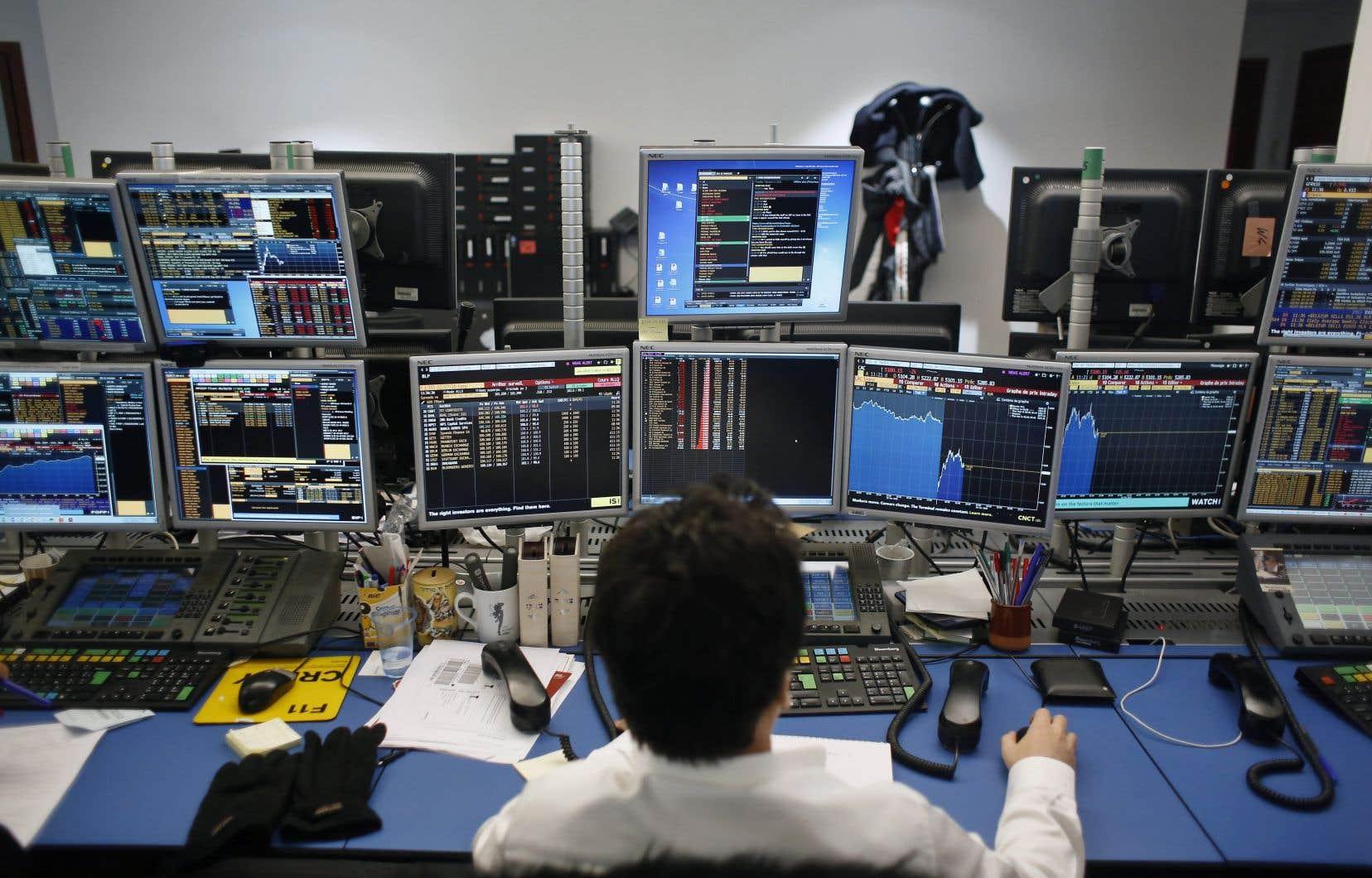 Le mariage de la finance et de la technologie est un secteur qui retient l'attention.