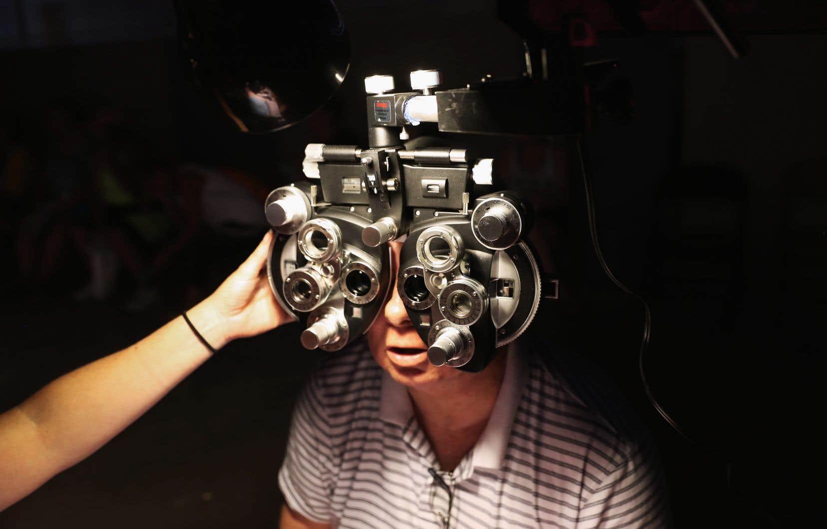 L'Association des optométristes du Québec fait valoir que les honoraires payés au public sont «insuffisants» et qu'un «rattrapage est essentiel».