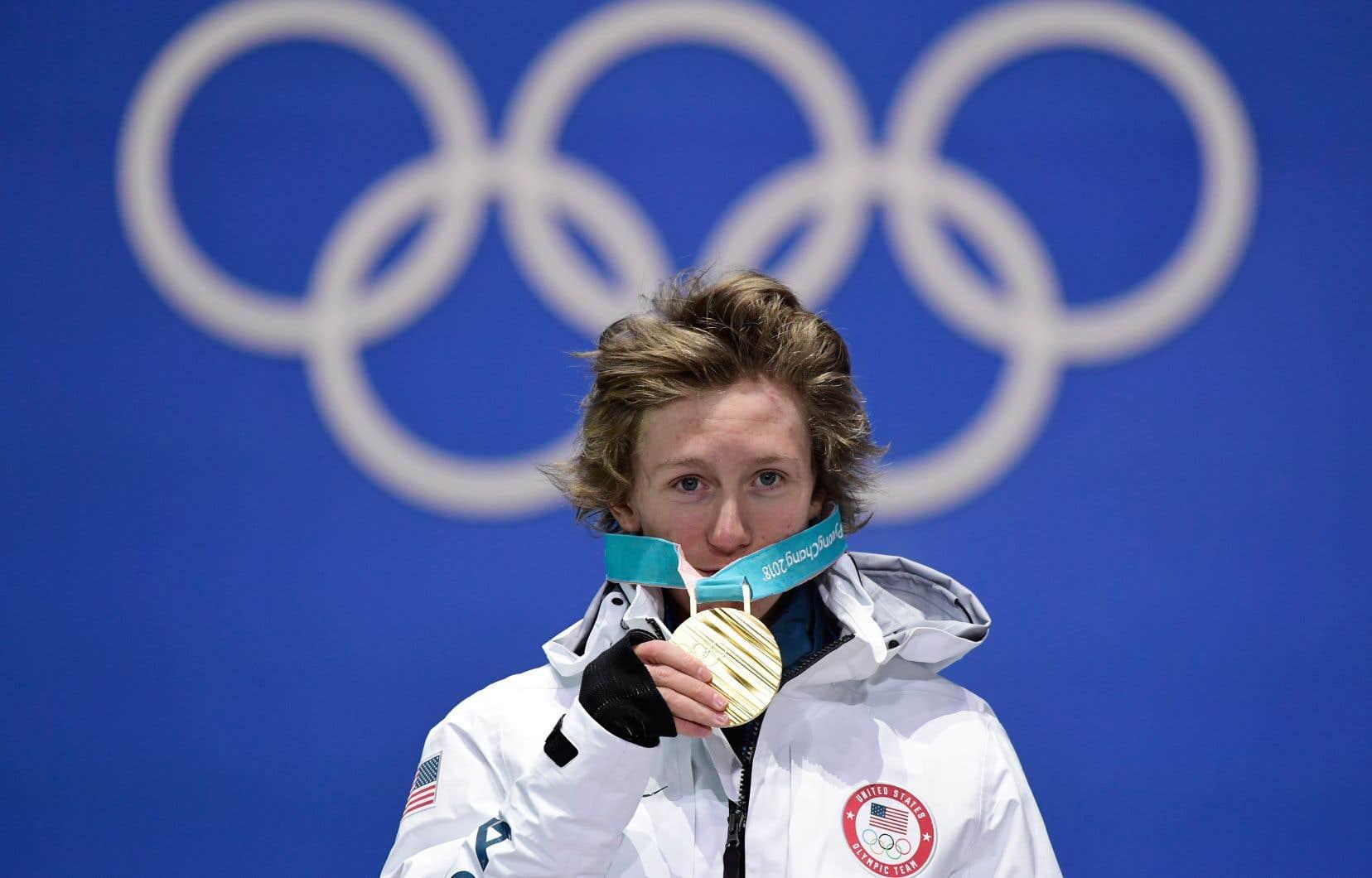 Le planchiste américain Redmond Gerard est devenu le premier athlète né après le 1er janvier 2000 à remporter une médaille lors de Jeux olympiques d'hiver.