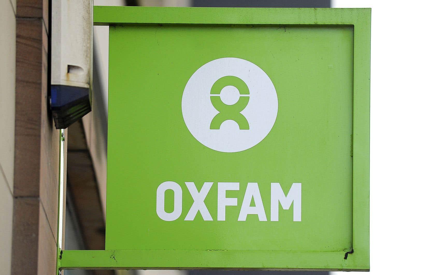 Quatre employés ont été licenciés et trois autres ont démissionné avant la fin d'une enquête interne en 2011, a déclaré Oxfam.