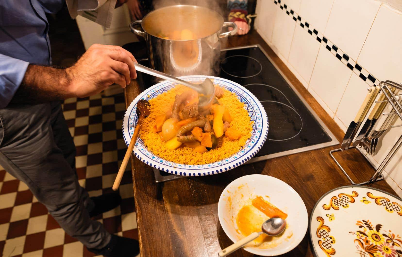 Le couscous n'appartient à aucun des pays du Maghreb en particulier, soulignent experts et gastronomes.