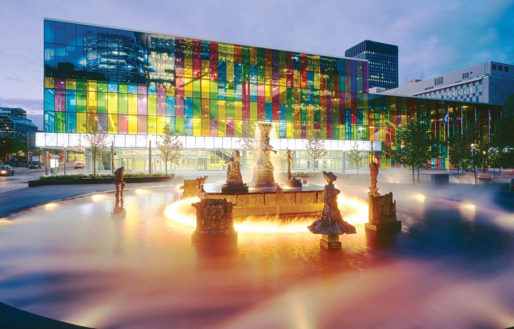«Le Palais des congrès crée entre 225 et 245millions de retombées économiques pour Montréal annuellement», indique RaymondLarivée, président-directeur général du Palais des congrès.
