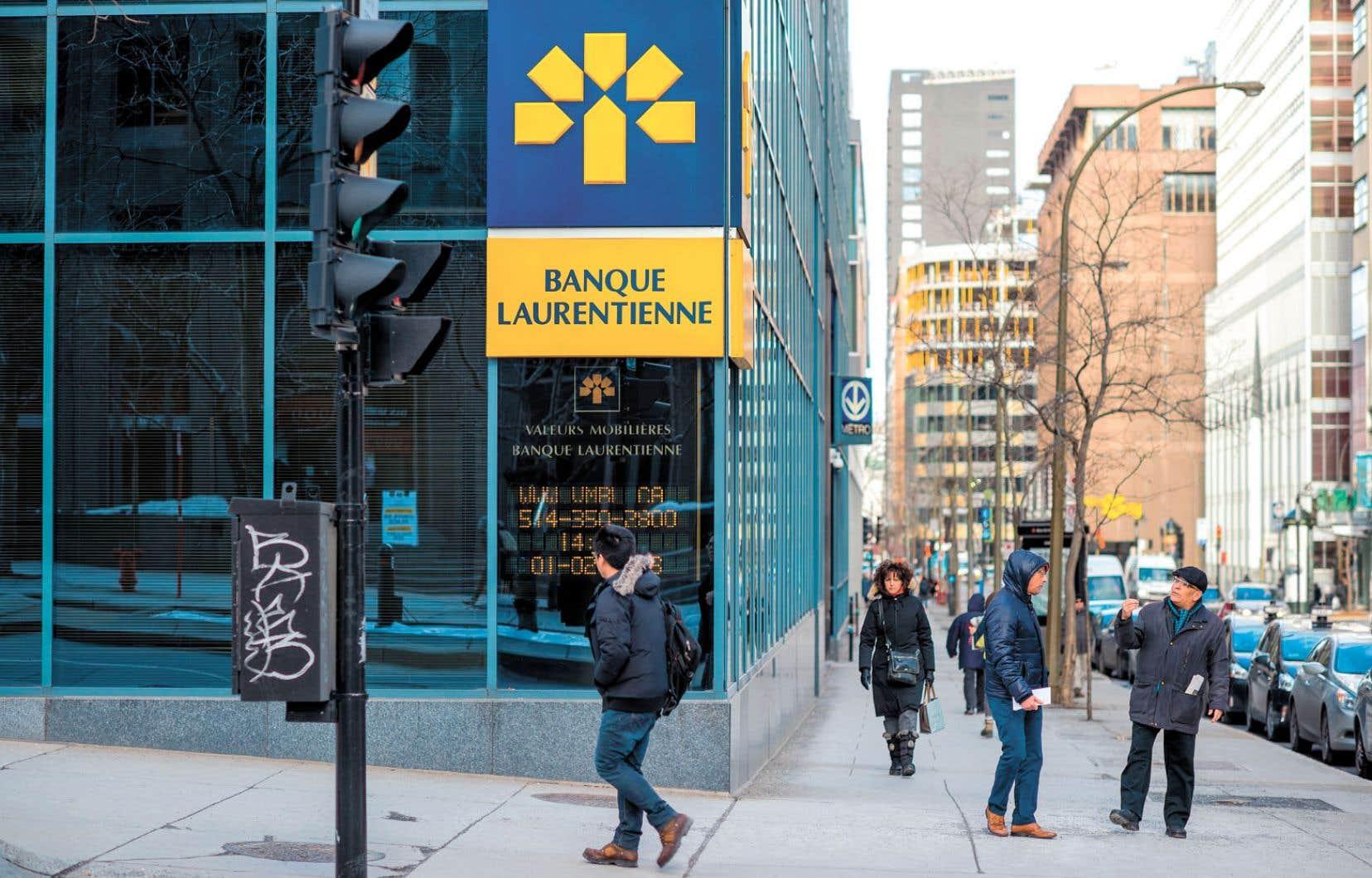 Depuis 2016, la Laurentienne a mis en avant un plan de transformation. Plusieurs postes ont été éliminés et le nombre de succursales est passé de 150 à 100.