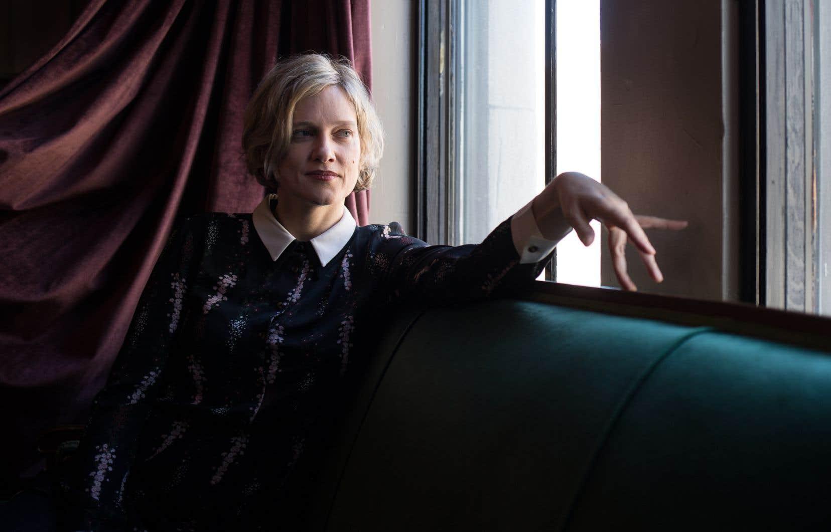 Pour Heather O'Neill, la «Main», c'est sa ville, son quartier, son inspiration.