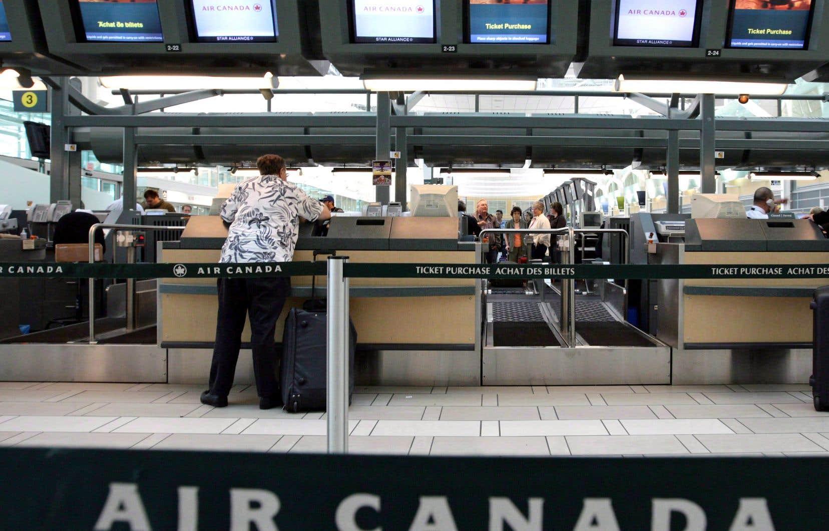Aimia mettra fin à son partenariat avec Air Canada en 2020.