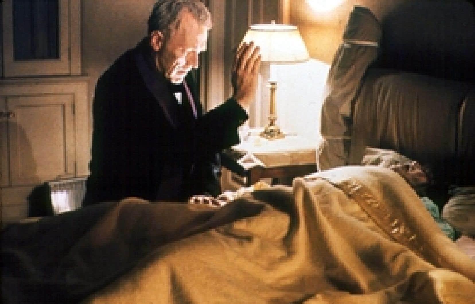 Le film L'Exorciste (1973), de William Friedkin, a conservé sa première place au palmarès, décrochée l'an dernier.