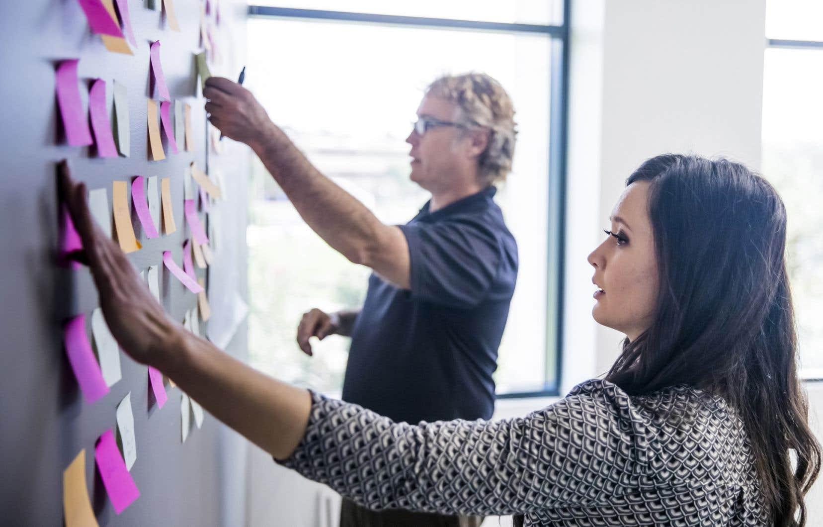 Si on retrouve moins de 40% d'un sexe ou d'un autre dans une équipe de gestion, celle-ci est sous-performante, selon une étude.