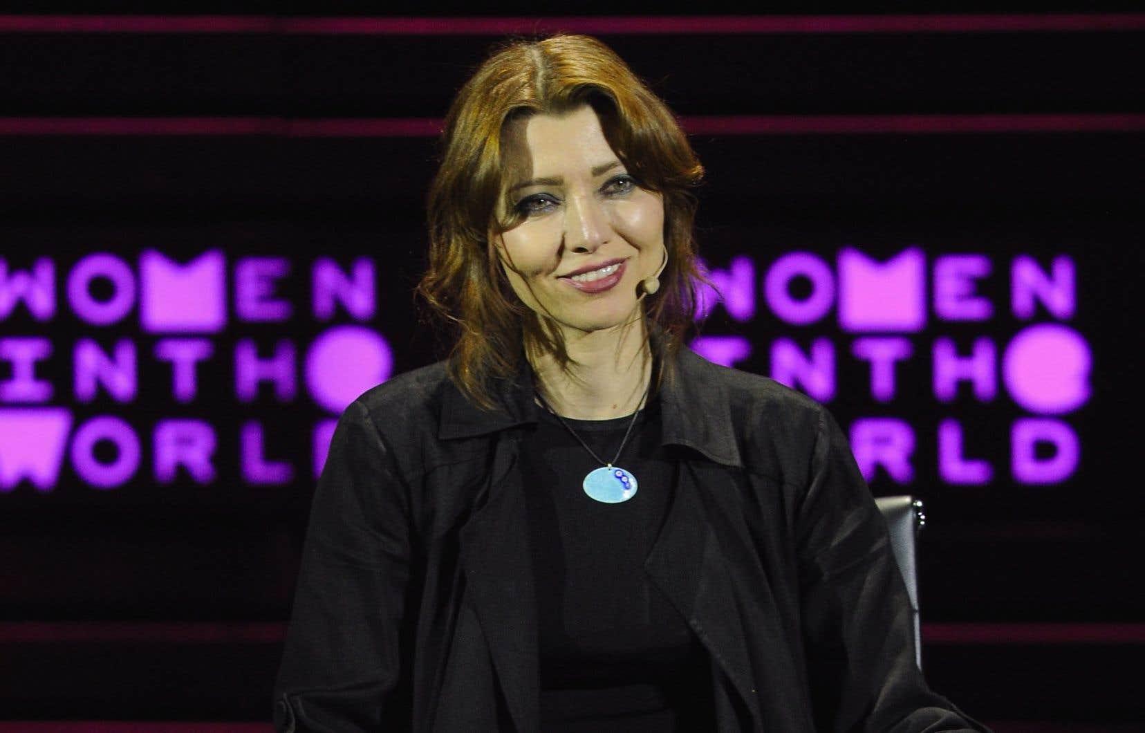 L'auteure turque Elif Shafak crée un personnage auquel on s'attache d'emblée.