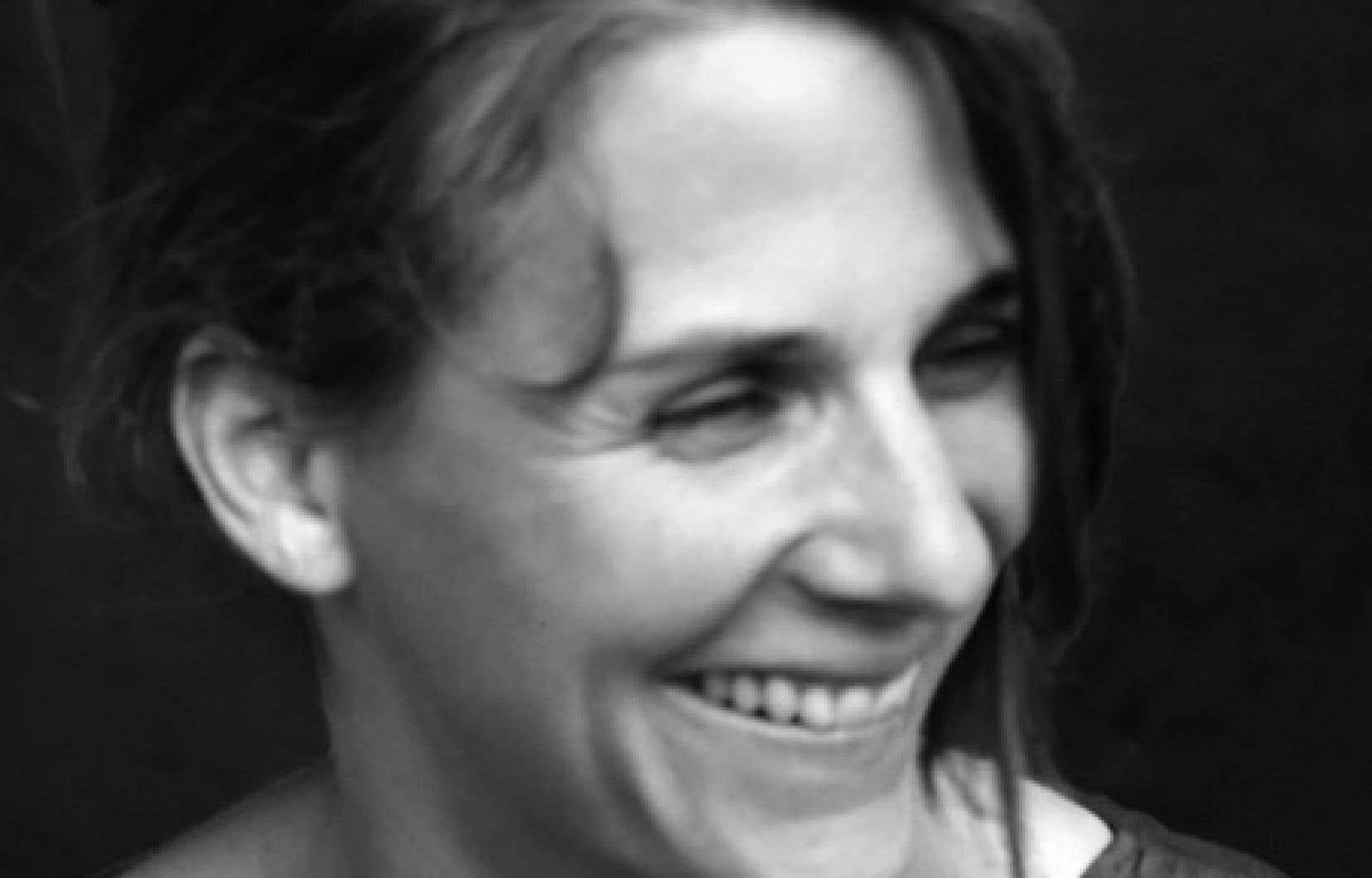 L'écrivaine Éloïse Simoncelli-Bourque