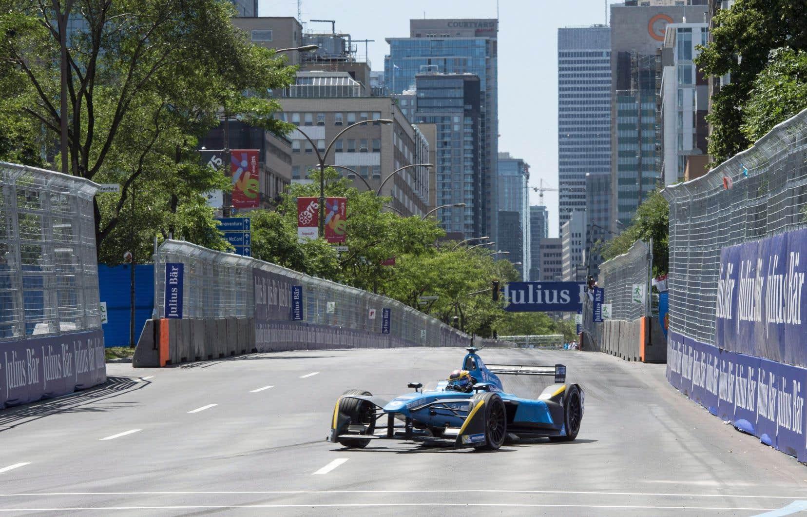 La mairesse Valérie Plante avait qualifié la Formule E de «fiasco financier» et disait souhaiter «mettre fin à l'hémorragie».