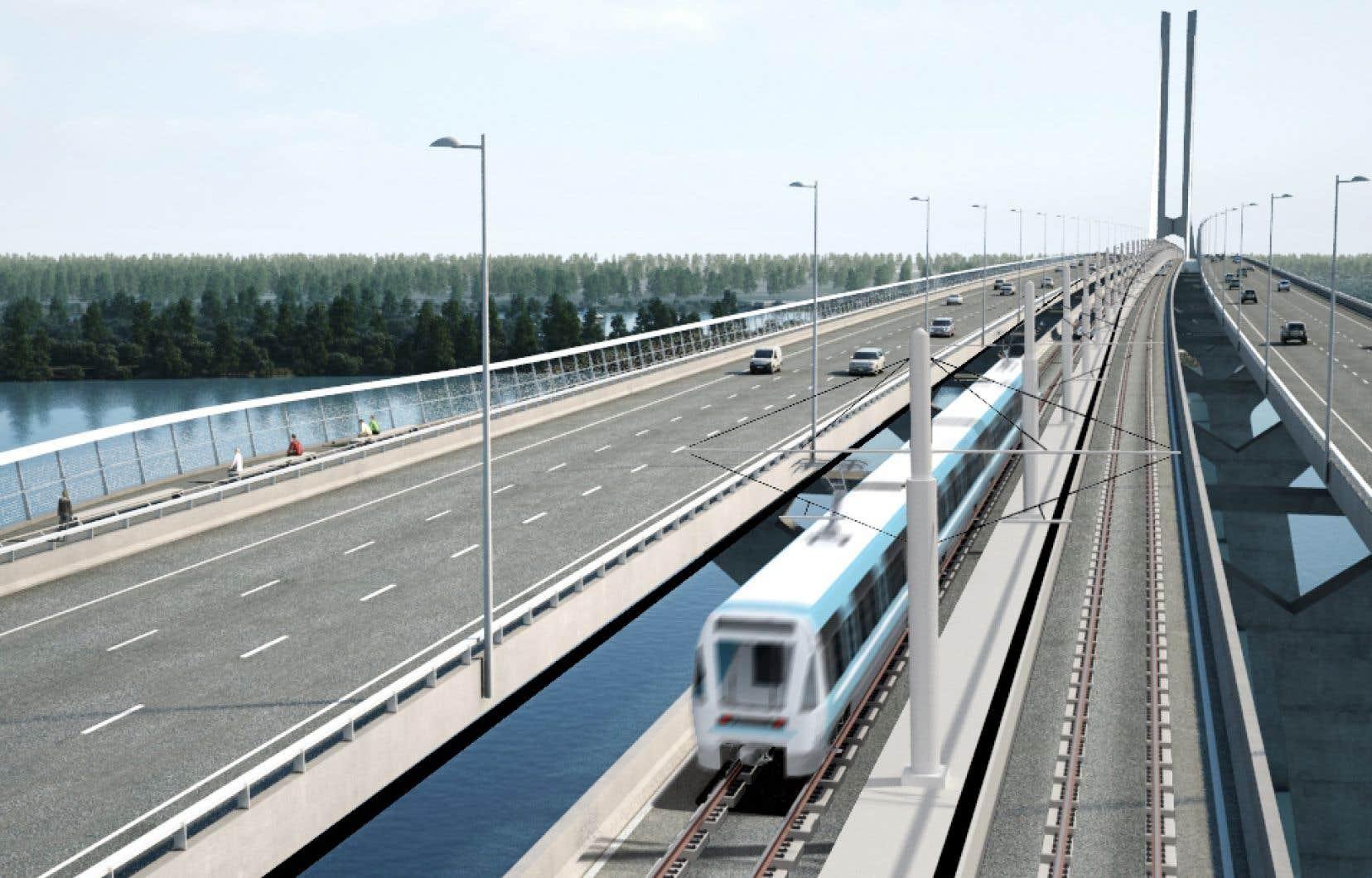 Le Réseau express métropolitain ne sert pas l'est de Montréal, où l'urgence du transport collectif est la plus grande, souligne l'auteur.