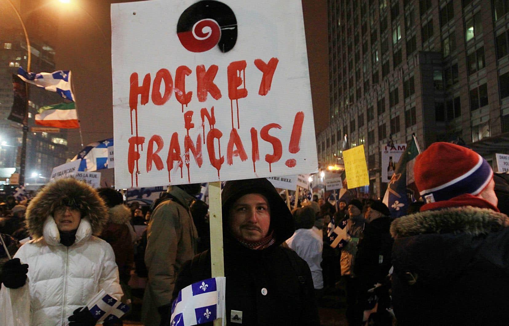 C'est grâce à la clairvoyance, à l'opiniâtreté et à l'extraordinaire volonté de (sur)vie des Canadiens francophones que la langue française a pu se maintenir et s'épanouir sur le continent nord-américain, souligne l'auteur.