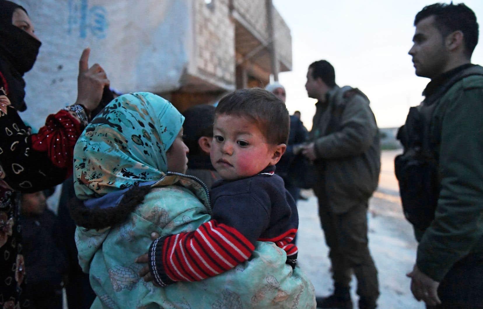 La Syrie est ravagée depuis 2011 par une guerre complexe, qui a fait plus de 340 000 morts.