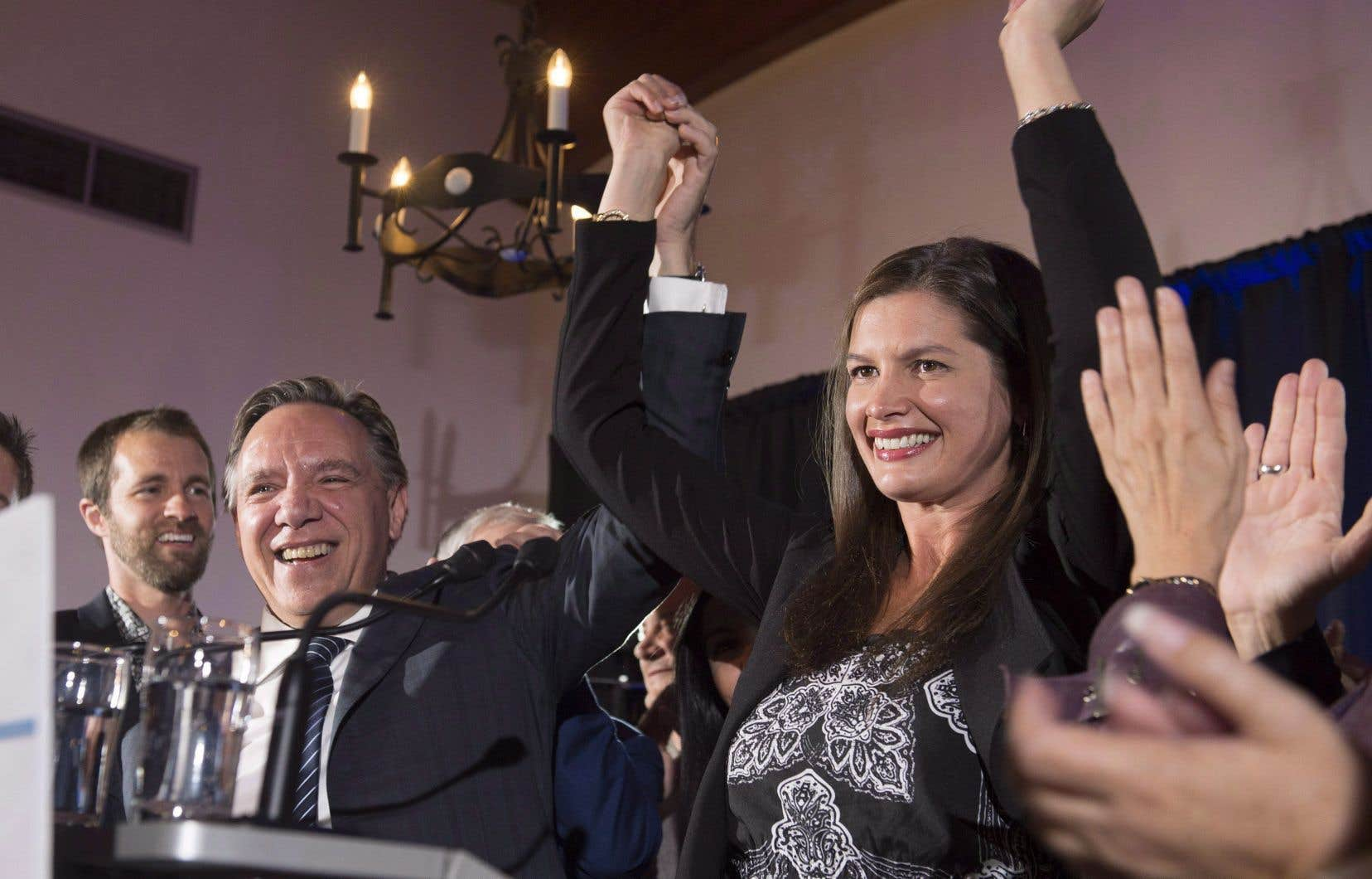 L'élection de Geneviève Guilbault pour la CAQ a envoyé un message fort, selon Esther Lapointe.