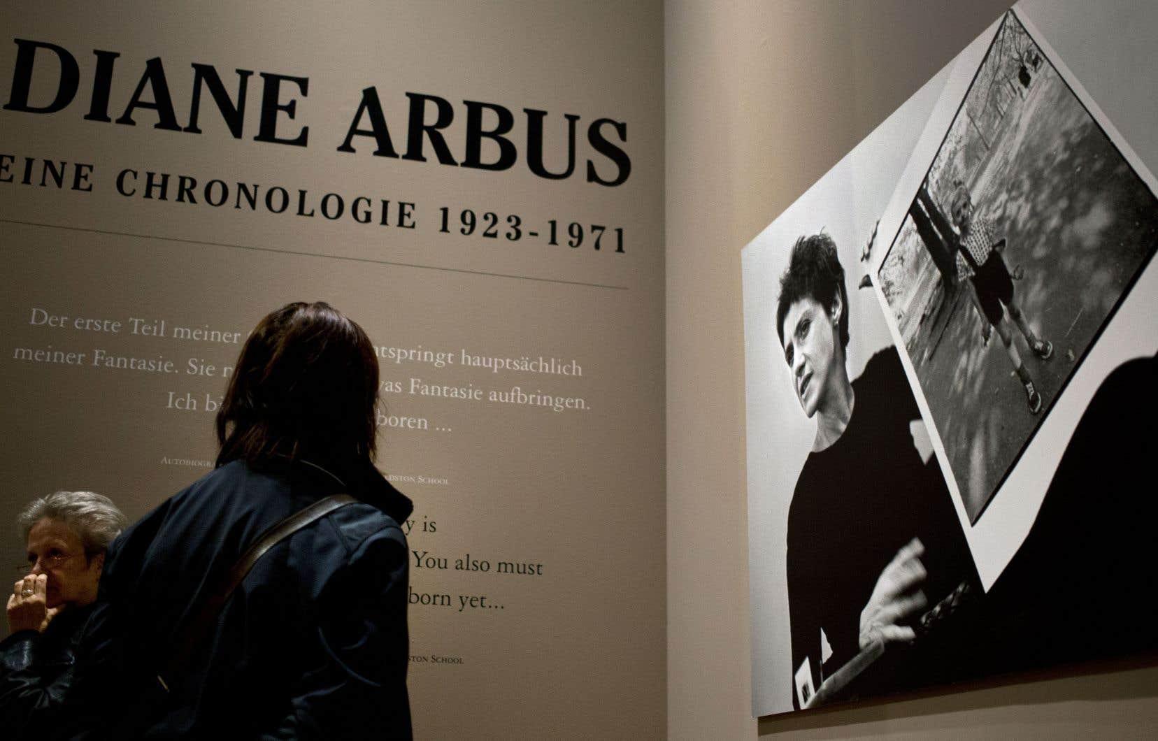 La photographe Diane Arbus fait partie de ces célébrités qui avaient été «négligées» par le grand journal new-yorkais.
