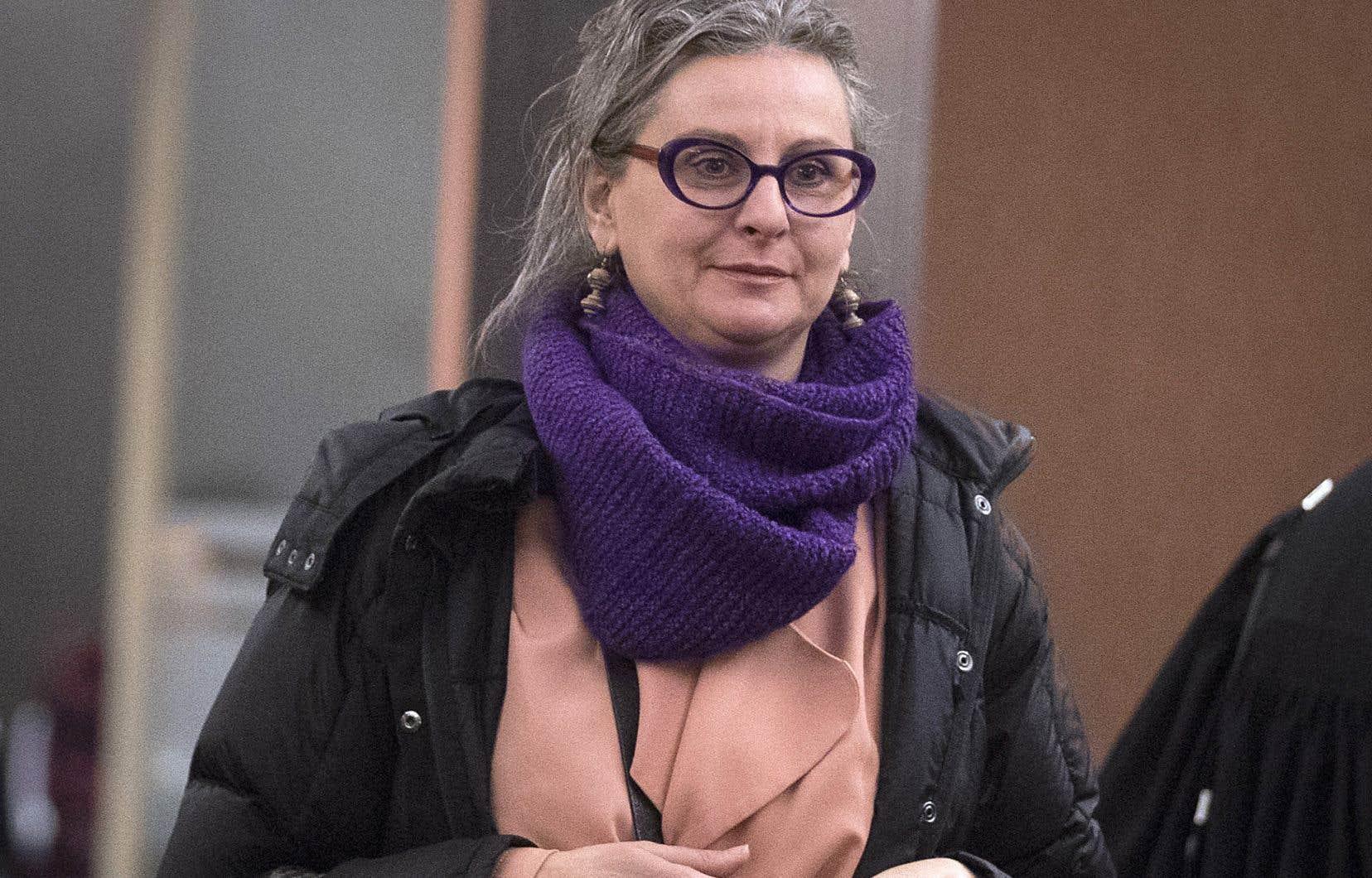 «Le procureur et le juge semblent tout à fait conscients des enjeux politiques entourant les crimes de haine envers les femmes», a déclaré Sandrine Ricci, l'une des victimes.