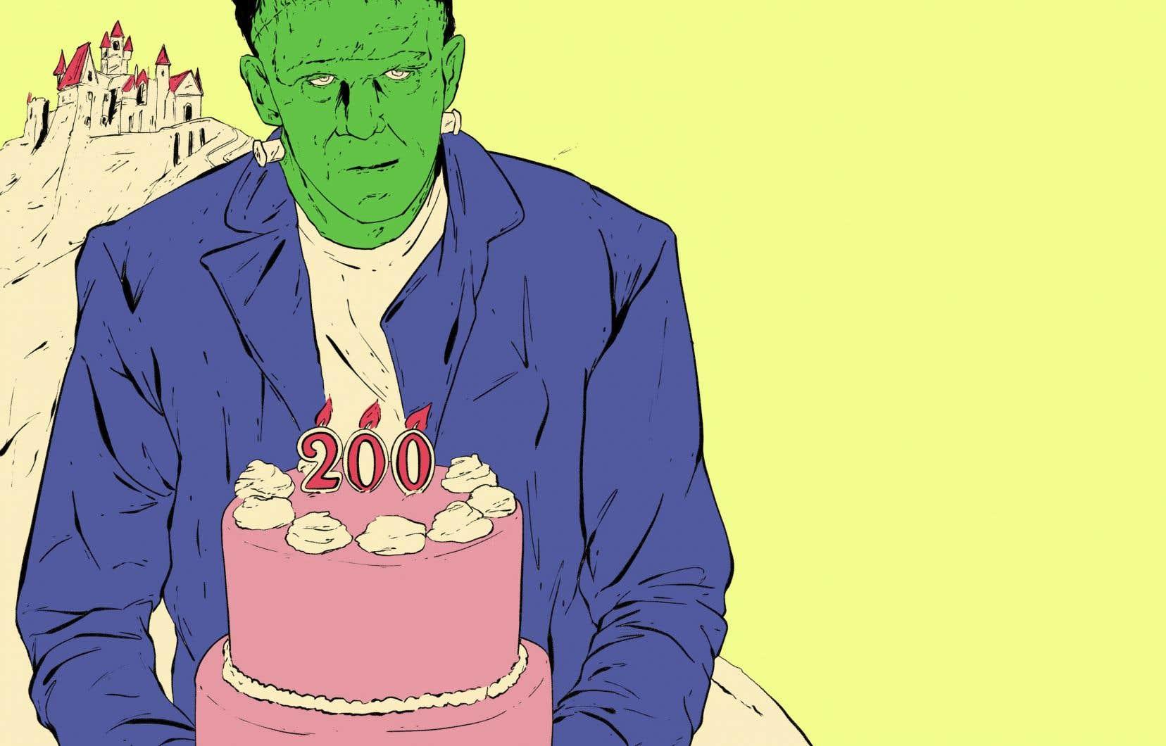 Jamais reconnu ni nommé par son créateur, le monstre de Frankenstein devra fuir le regard des autres et vivre en marge de la société.