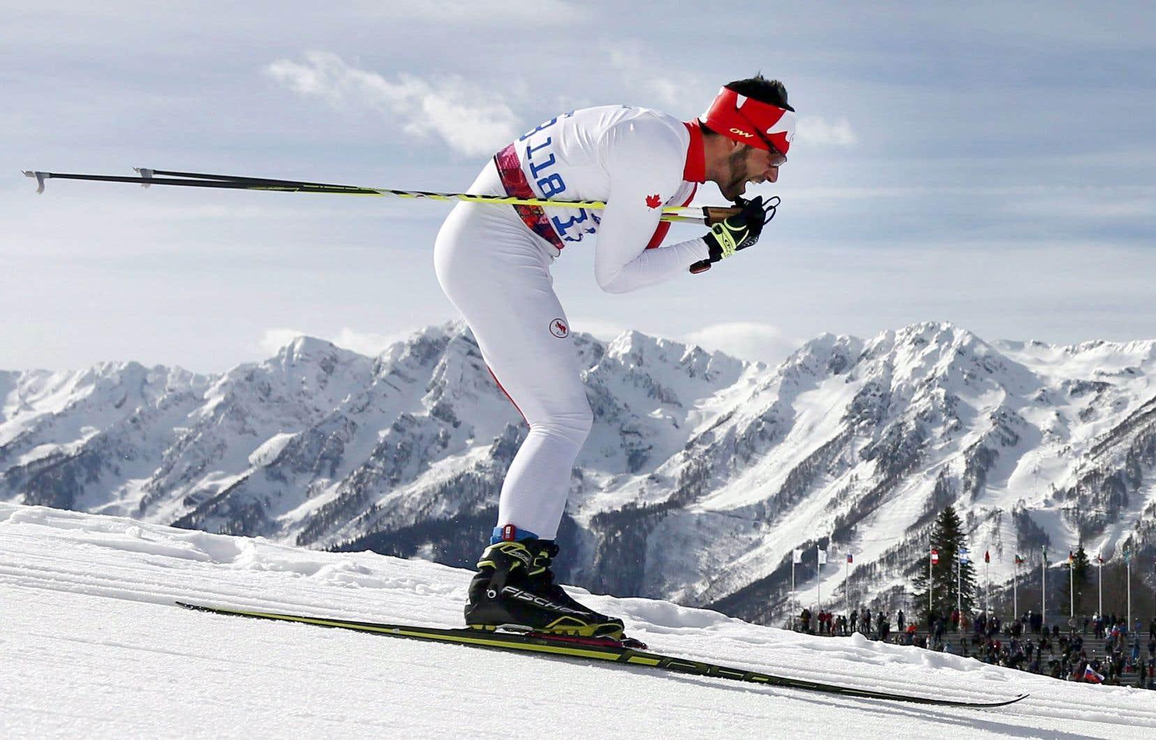 Brian McKeever a remporté 10 médailles d'or aux Jeux paralympiques depuis ses débuts en 2002 à Salt Lake City.