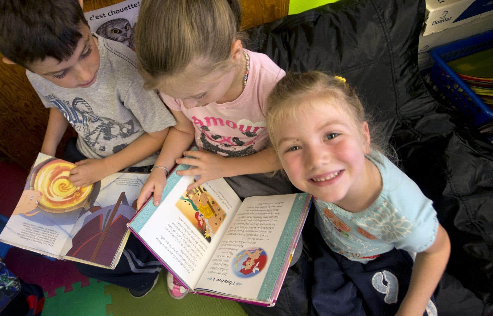 L'accessibilité à la littérature, ce n'est pas juste acheter des livres C'est aussi offrir aux élèves et aux enseignants des bibliothèques scolaires pédagogiques qui répondent à de hauts critères de performance, estiment les auteures.