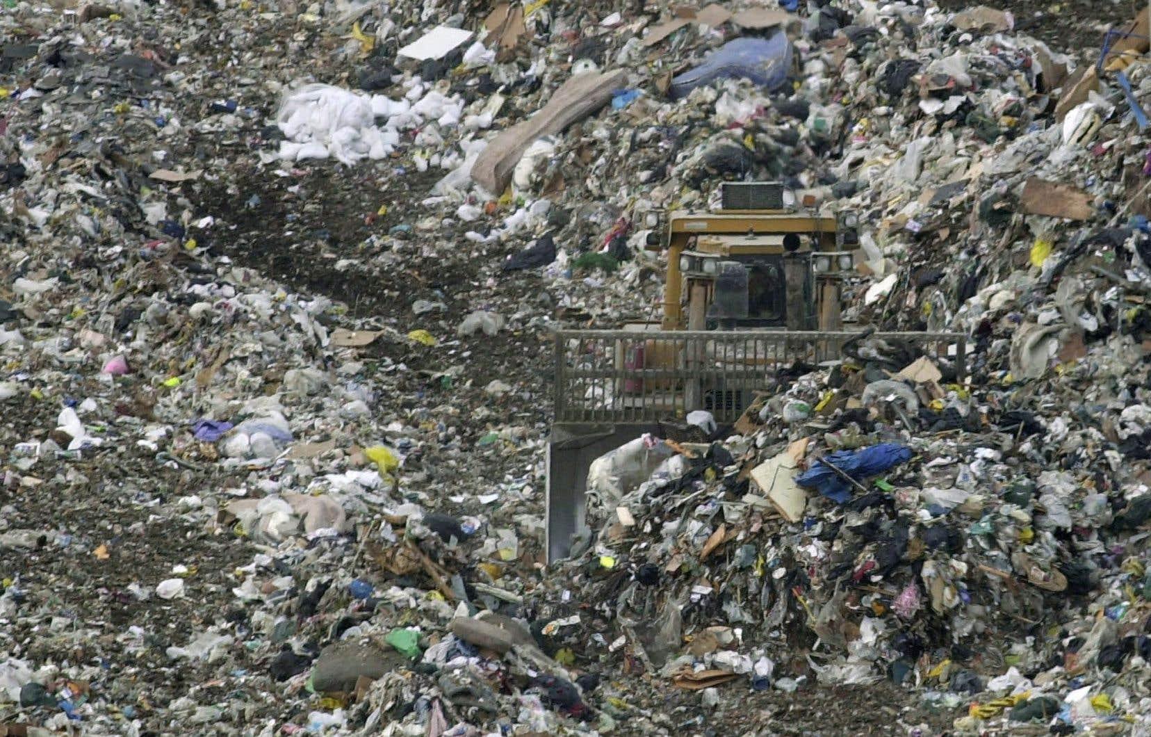 Le volume de déchets alimentaires et de résidus du jardin a largement augmenté de 2002 à 2012, passant de 230 kilogrammes par personne à près de 300.
