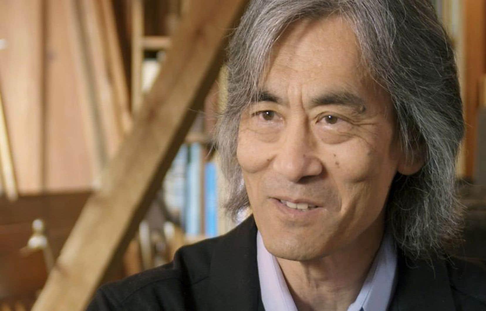 Image tirée du documentaire «La mission de Kent Nagano», réalisé par Nadja Frenz et Inge Kloepfer