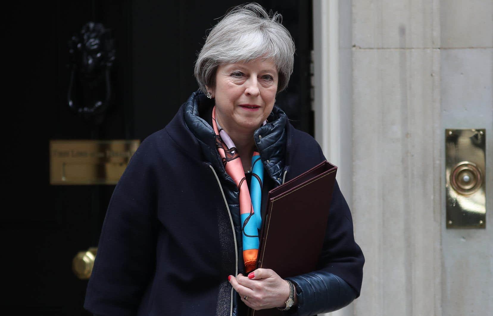 La première ministre britannique, Theresa May, a estimé «très probable» que la Russie soit «responsable» de l'empoisonnement.