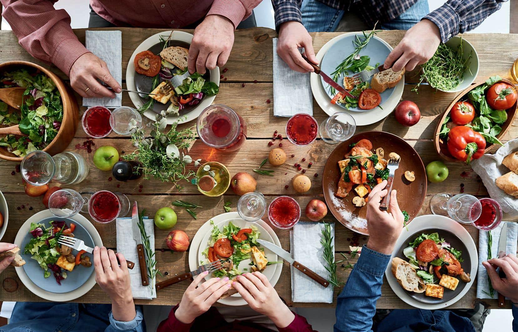 La nutritionniste Catherine Lefebvre souligne que tout ce qui est végétalien ou sans gluten n'est pas forcément santé.