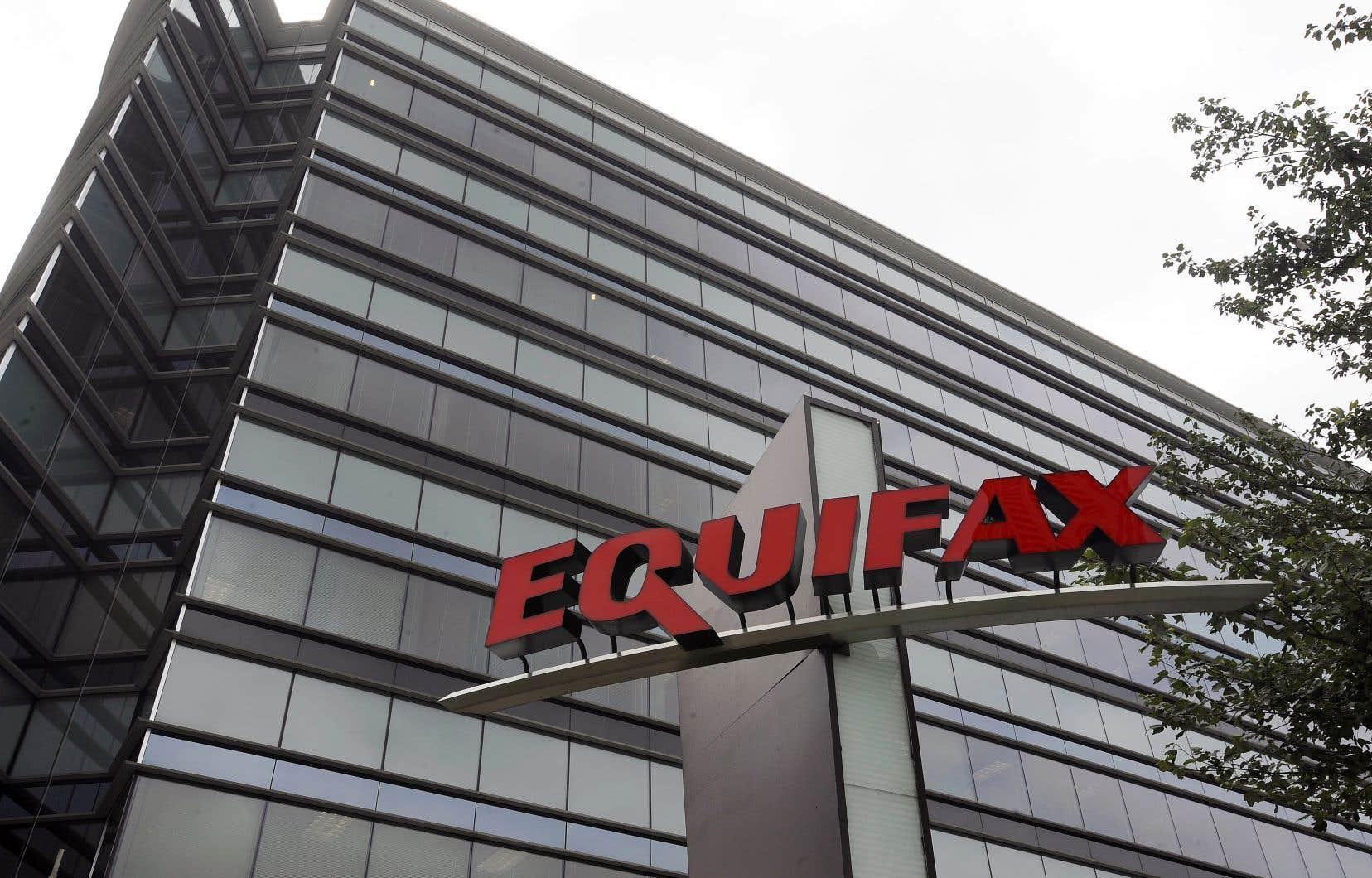 Equifax a révélé en septembre une intrusion dans ses bases de données.