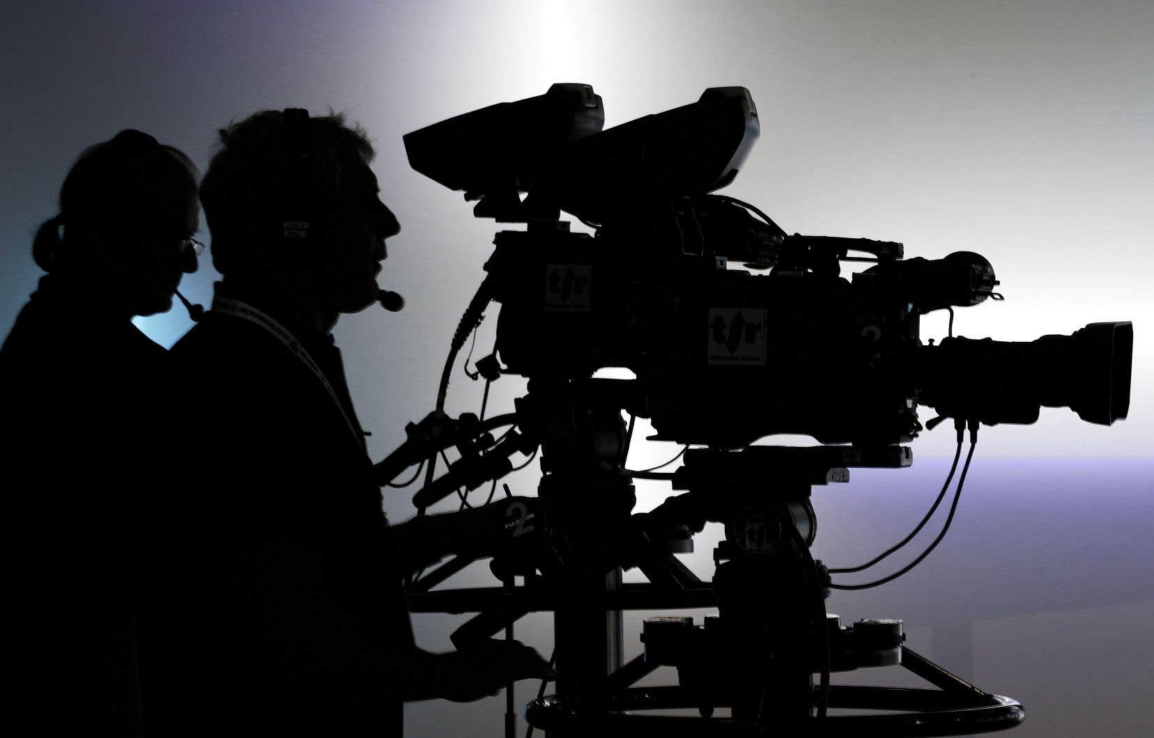 «On ne pourra jamais concurrencer [Netflix] pour ce qui est de l'argent», a soulignéle vice-président principal de Radio-Canada,Michel Bissonnette.